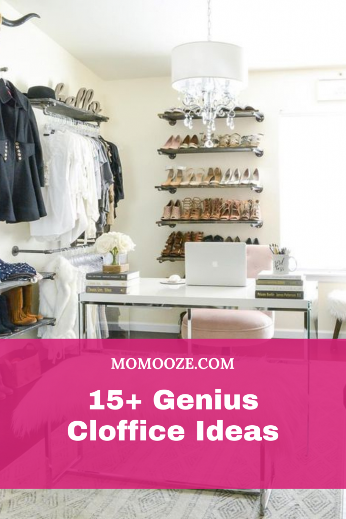 Genius Cloffice Ideas