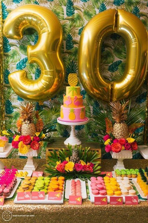 milestone party