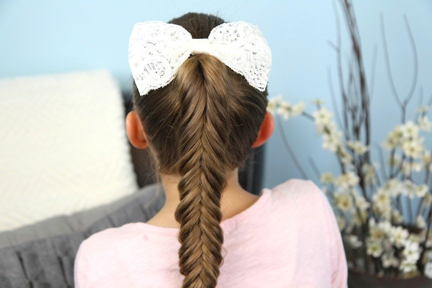 Lil Girl Hair Braiding Styles: 10 Quick And Easy Hairstyles For School Girls