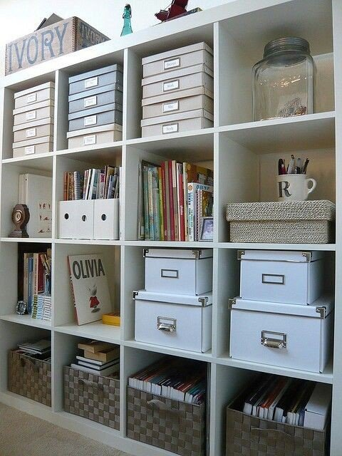 creating space at home