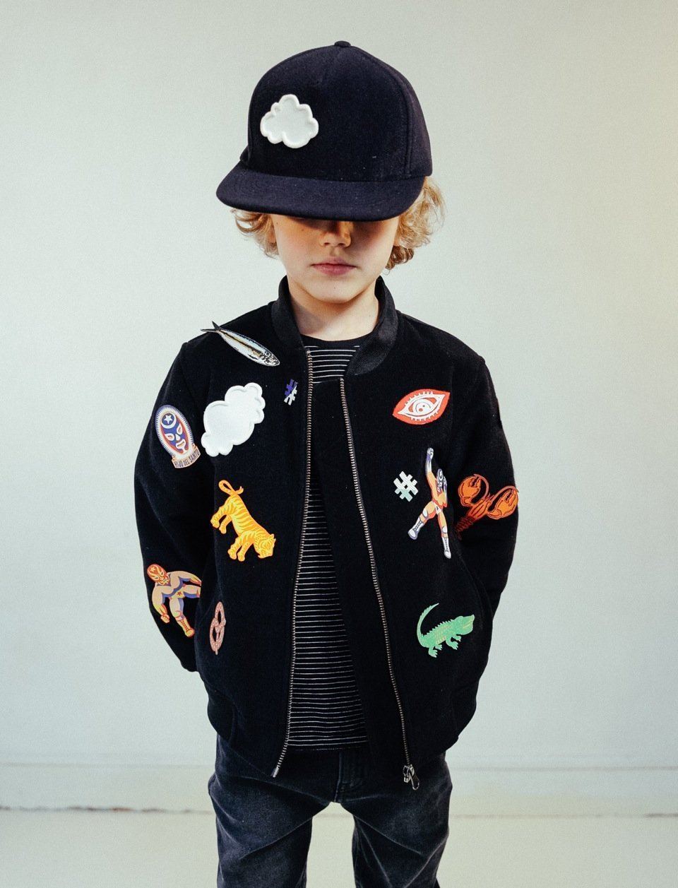 13 ways to personalize your kids' clothes with cool