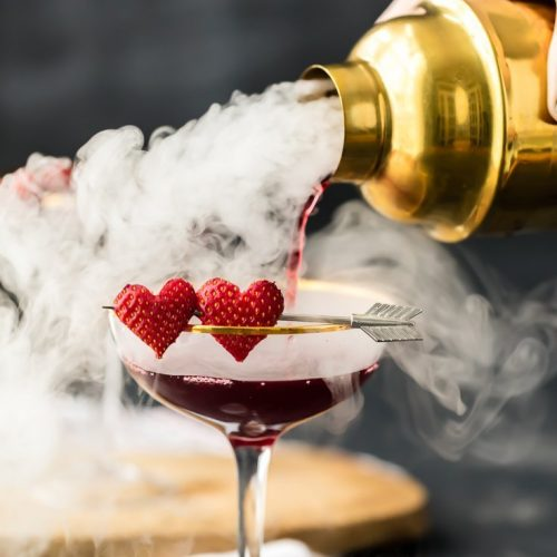 15+ Valentine's Day Eats & Treats love potion number 9 martini momooze.com online magazine for moms