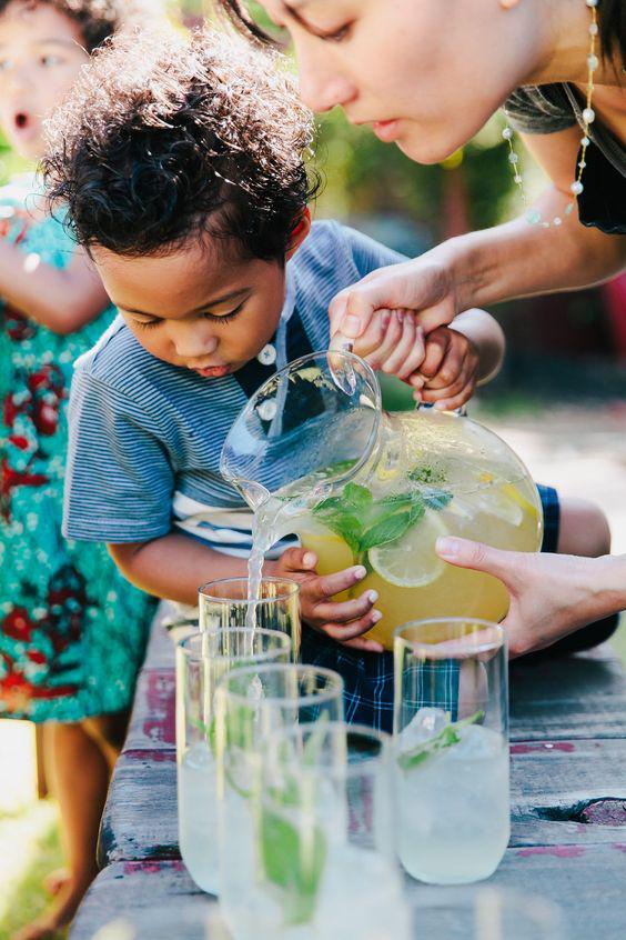 15+ Fun Kids Mocktails to Make this Summer