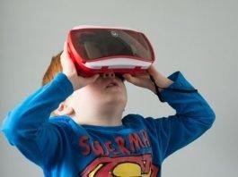 VR toys