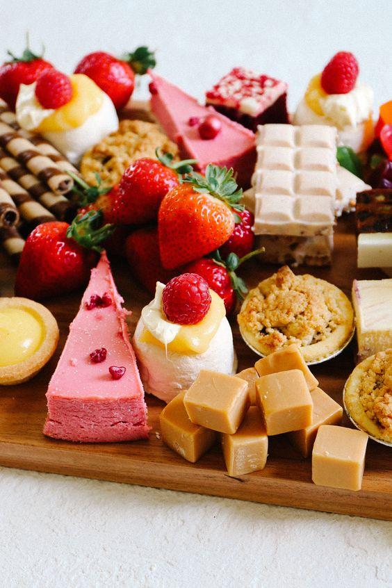 20 ideja za desertni desert od šarkuterija za zalijevanje usta