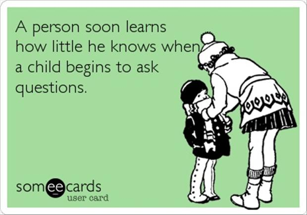 funny questions by kids