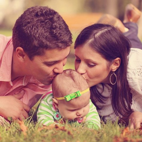 Partner and Baby – How to get a balance