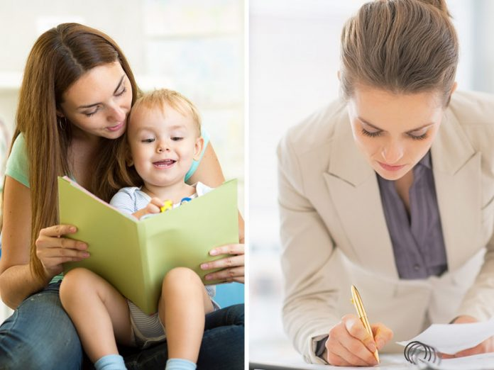 stay at home moms vs working Compare and contrast working mom vs stay at home moms working mom or stay-at-home mom for decades women have chosen to be a stay-at-home mom and raise their children.