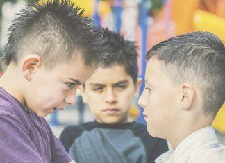 Playground bullies