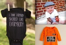 15 Coolest Onesies for Modern Baby
