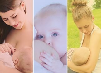 50 shades of breastfeeding