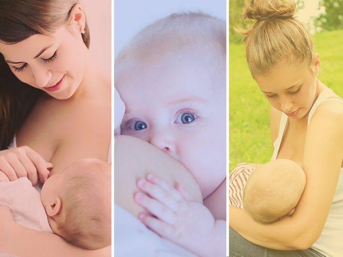 50 shades of breastfeeding