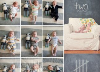 10 Original Ways to Document Your Baby's First Year