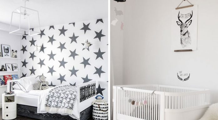 Trending now - Black and White Nursery