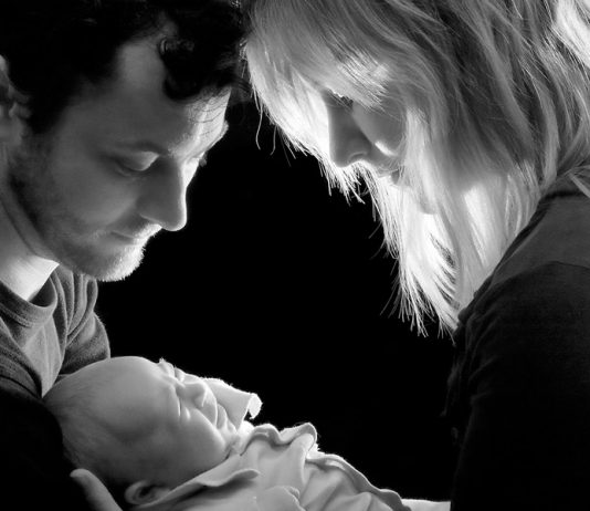 Visiting a Newborn - Never Without Permission