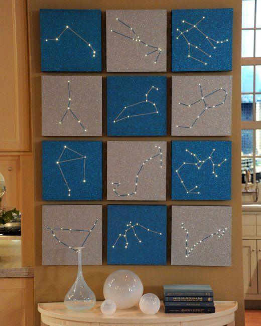 zodiac-constellation-wall-art