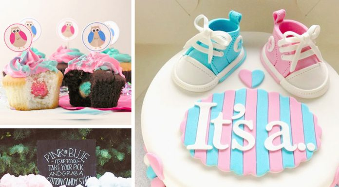 13 Absolutely Adorable Baby Gender Reveal Ideas
