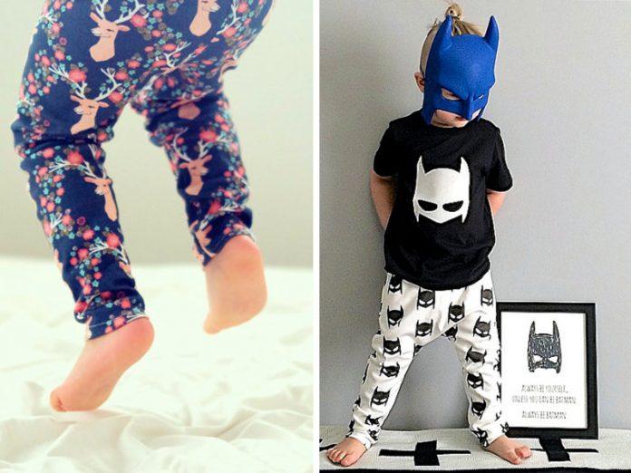 25 Trendy Baby Leggings for your little Hipster