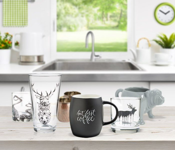 Cheers to that! Coolest Mugs & Glasses to Impress your Guests