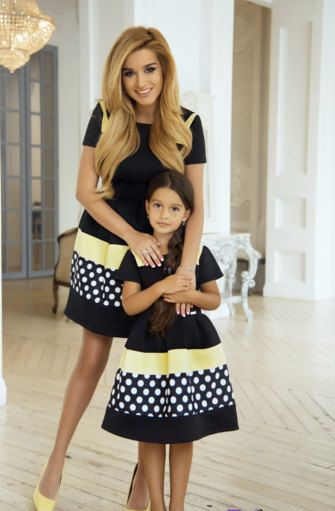 mother daughter outfits