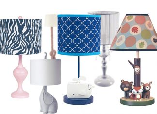 25 Cute Night Lamps for your Nursery