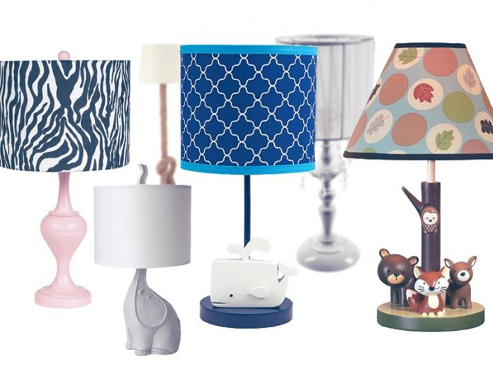 originality lamps silver table bedside ceramic lamp touch cute bedroom splendid unique most