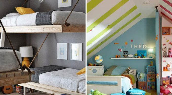 6 Practical Tips on How To Fit 3 or More Kids into One Room