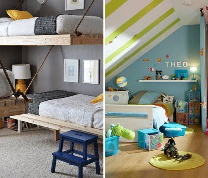 6 Tips on How To Fit 3 or More Kids into One Room