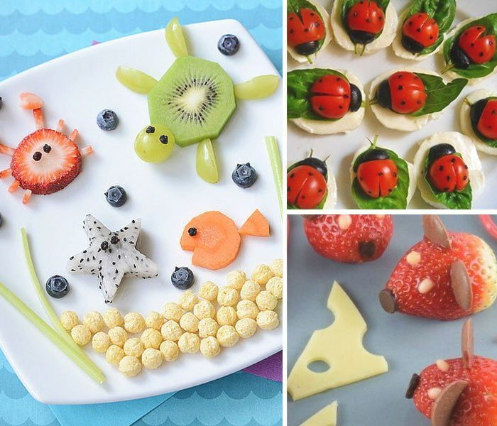 Cool and Creative Food Art that will Excite all Picky Eaters