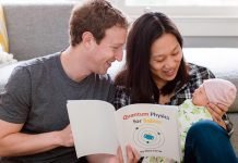 Mark Zuckerberg and the Simple Pleasures of Parenthood