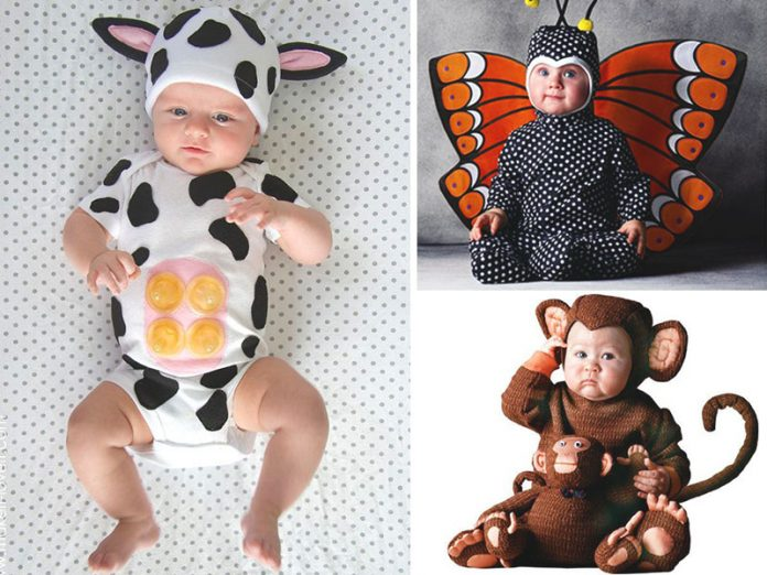 This is What Babies Dressed as Animals Look Like