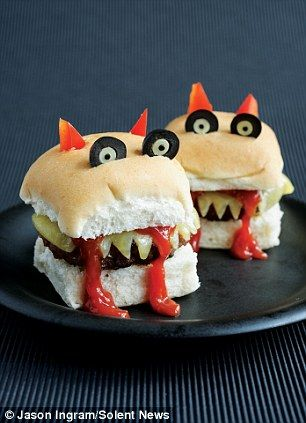dragon burgers