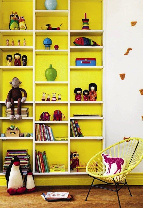 toys as decor