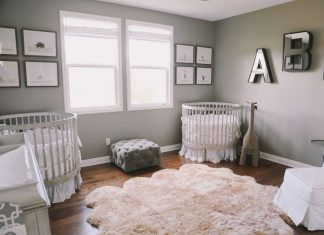 Double the Fun - 15 Gorgeous Twins Nurseries