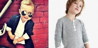 Who says pink is for girls - Adorable boys outfits that will make you re-think fashion