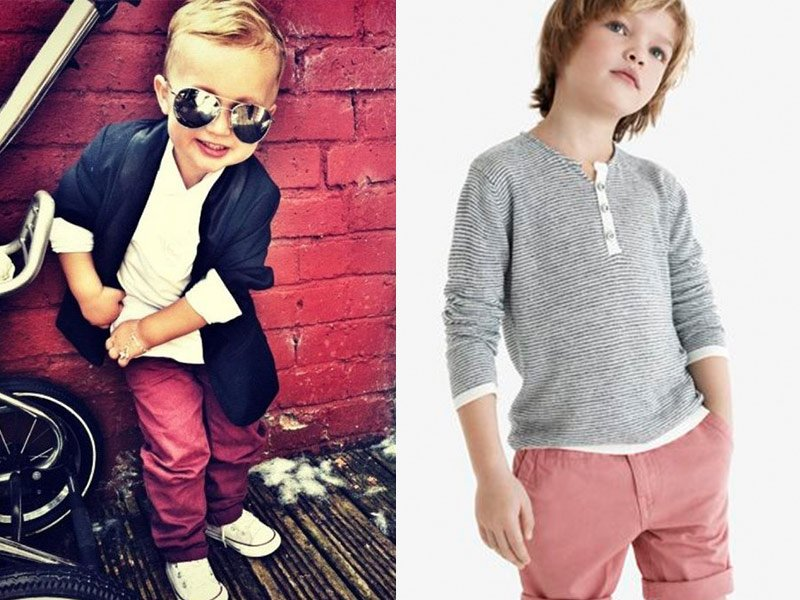 wonderful pink outfit for boys people