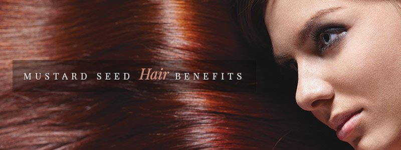 mustard seed hair benefits