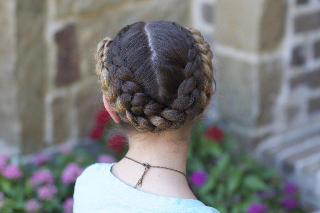 pretty hair styles for girls