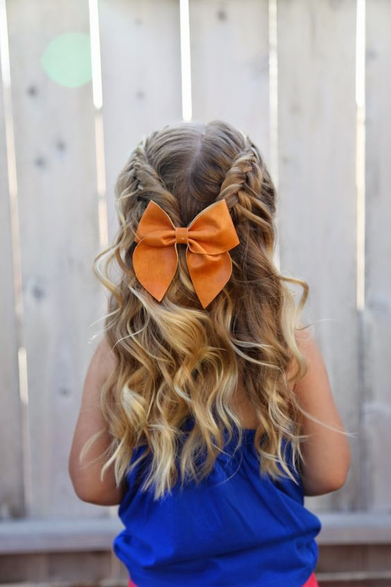 pretty hair styles for girls 3