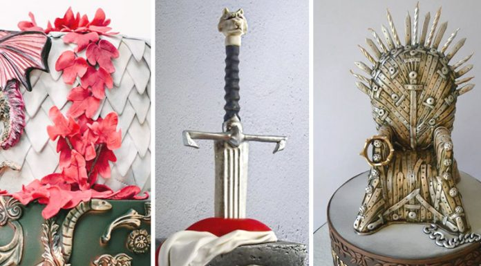 13 Epic Game of Thrones Cakes you have to see