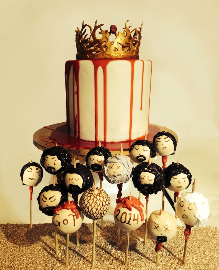 13 epic game of thrones cakes you have to see. Black Bedroom Furniture Sets. Home Design Ideas