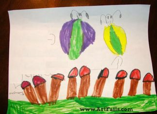 Innocent Kids Drawings Gone Wrong