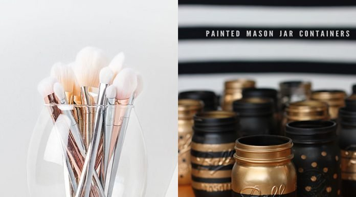 War on Clutter - How to store your makeup