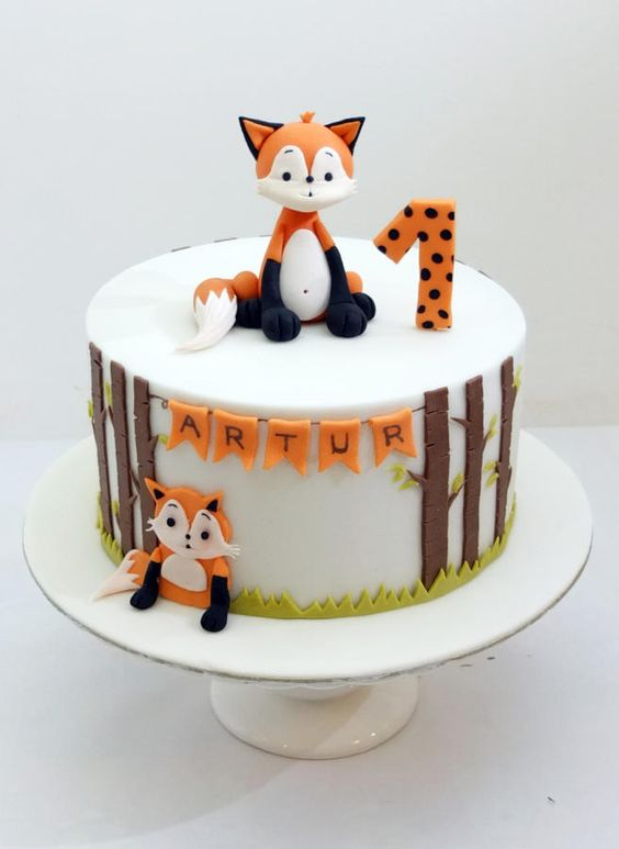 Stupendous Coolest First Birthday Cakes For Your Little One Funny Birthday Cards Online Elaedamsfinfo