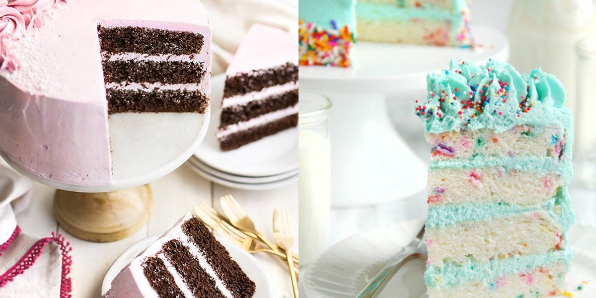 12 Easy Healthy Birthday Cakes That Will Wow Your Kids