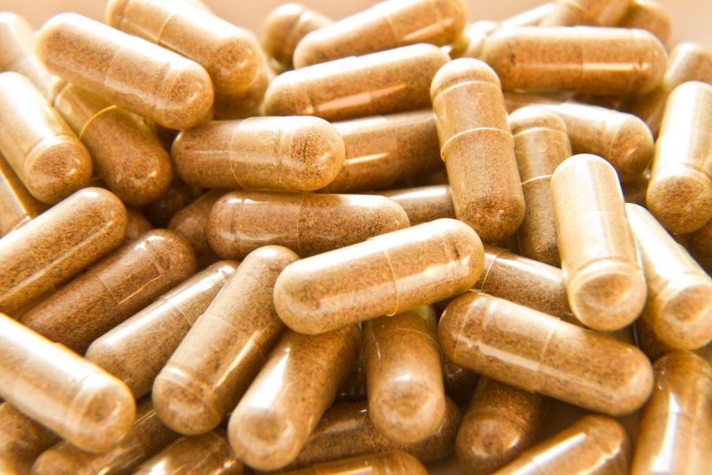 placenta pills