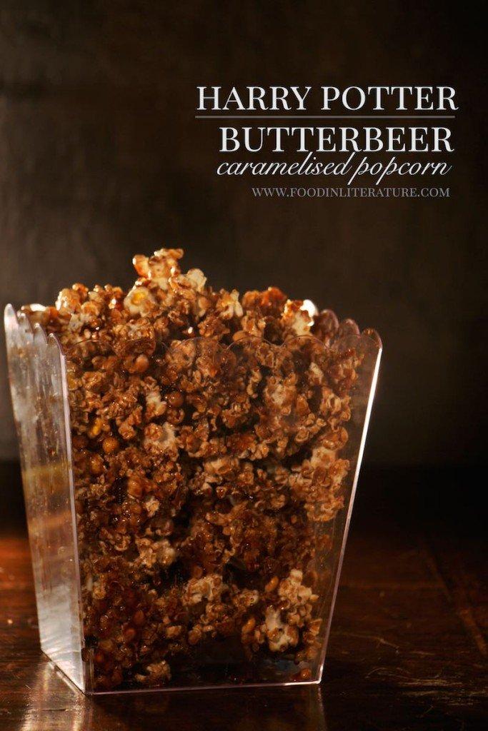 gourmet popcorn recipes