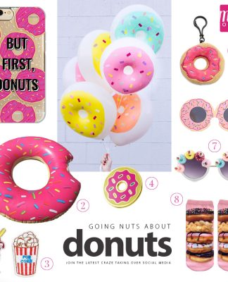 all about donuts