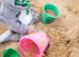summer outdoor activities for toddlers
