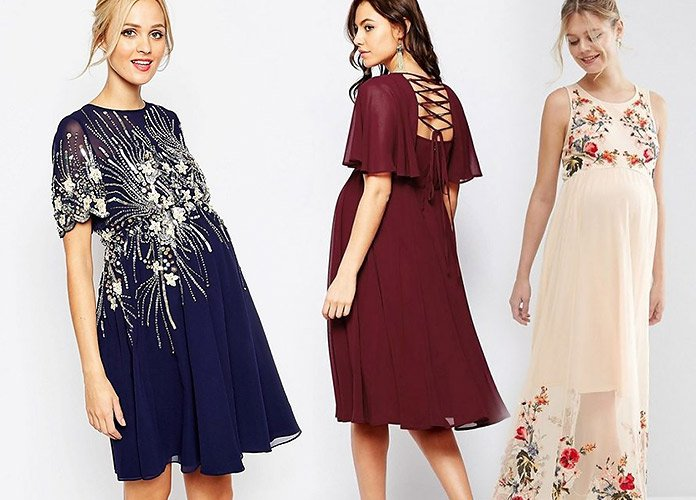 15 Stunning Baby Shower Dresses to Impress at your Party